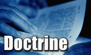 doctrine 1